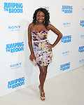 Naturi Naughton  at The Screen Gems L.A. Premiere of Jumping the Broom held at The Cinerama Dome Theatre in Hollywood, California on May 04,2011                                                                               © 2011 Hollywood Press Agency