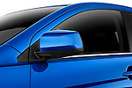 Side Mirror on a 2010 Mitsubishi Lancer Sportback