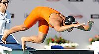Trofeo Settecolli di nuoto al Foro Italico, Roma, 15 giugno 2013.<br /> Ranomi Kromowidjojo, of the Netherlands, competes in the women's 50 meters butterflies at the Sevenhills swimming trophy in Rome, 15 June 2013.<br /> UPDATE IMAGES PRESS/Isabella Bonotto
