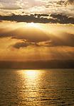 Jordanien, Sonnenuntergang am Toten Meer | Jordan: Sunset over the Dead Sea