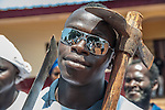 Face of   Central African Republic
