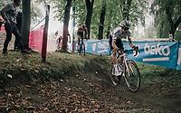 CX World Champion Wout Van Aert (BEL/Crelan-Charles)<br /> <br /> CX Brico Cross Eeklo 2017 (BEL)