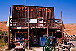 Chesaw, often listed as a ghost town, in the northern part of Washington's Okanogan country, is an old gold mining and ranching area.