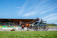 The Opening Ceremony. 2021 SUI-FEI European Eventing Championships - Avenches. Switzerland. Wednesday 22 September 2021. Copyright Photo: Libby Law Photography
