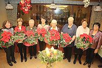 16.12.2015: Weihnachtsfeier Landfrauen Wallerstädten