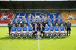 St Johnstone FC 2014-2015 Photocall