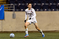 Notre Dame Fighting Irish midfielder Evan Panken (15). The Notre Dame Fighting Irish defeated the Maryland Terrapins 2-1 during the championship match of the division 1 2013 NCAA  Men's Soccer College Cup at PPL Park in Chester, PA, on December 15, 2013.