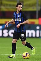 Cedric Soares of Inter <br /> Milano 03-02-2019 Stadio San Siro Football Serie A 2018/2019 Inter - Bologna    <br /> Foto Image Sport / Insidefoto