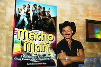06-25-09 Randy Jones - Macho Man Book party