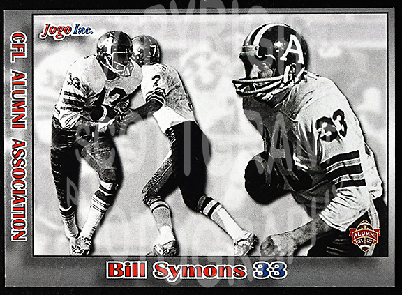 Bill Symons-JOGO Alumni cards-photo: Scott Grant