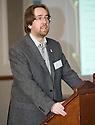 Social Enterprise Awareness Raising Event 2012 : Kenny Murphy, Chief Executive CVS Falkirk and District  ....