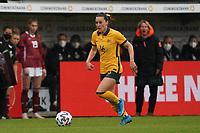 Hayley Raso (Australien, Australia) - 10.04.2021 Wiesbaden: Deutschland vs. Australien, BRITA Arena, Frauen, Freundschaftsspiel