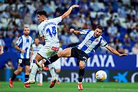 22nd September 2021: RCDE Stadium, Barcelona, Spain: La Liga Football, Espanyol versus Atletico Madrid; <br /> Oscar Gil of RCD Espanyol