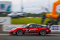 Porsche GT3 Cup Challenge Canada<br /> Grand Prix Trois-Rivieres<br /> Trois-Rivieres, QC CAN<br /> Saturday 12 August 2017<br /> 31, Michael de Quesada, GT3CP, CAN, 2017 Porsche 991<br /> World Copyright: Jake Galstad<br /> LAT Images