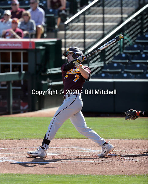 Jordan Kosicky - 2020 Minnesota Golden Gophers (Bill Mitchell)