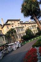 Jekyll Island Club Resort in Jekyll Island an upscale hotel in the Georgia Islands USA