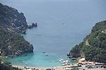 Views from Corfu, Greece.