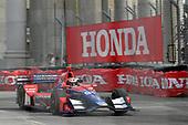 Verizon IndyCar Series<br /> Honda Indy Toronto<br /> Toronto, ON CAN<br /> Saturday 15 July 2017<br /> Alexander Rossi, Andretti Herta Autosport with Curb-Agajanian Honda<br /> World Copyright: Scott R LePage<br /> LAT Images