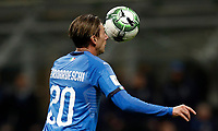 Soccer Football - 2018 World Cup Qualifications - Europe - Italy vs Sweden - San Siro, Milan, Italy - November 13, 2017 <br /> Italy's Federico Bernardeschi in action during the FIFA World Cup 2018 qualification football match between Italy and Sweden at the San Siro Stadium in Milan on November 13, 2017.<br /> UPDATE IMAGES PRESS/Isabella Bonotto
