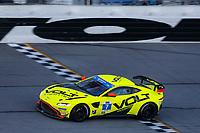 #7: VOLT Racing with Archangel Aston Martin Vantage GT4, GS: Trent Hindman, Alan Brynjolfsson