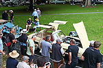 300Sl Gullwing, Classic Car Show 2015