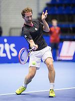 Rotterdam, Netherlands, December 16, 2016, Topsportcentrum, Lotto NK Tennis,  Matwe Middelkoop  (NED) <br /> Photo: Tennisimages/Henk Koster