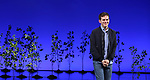 Taylor Trench takes his bows in 'Dear Evan Hansen'