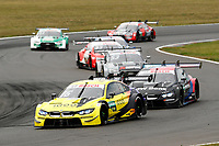 23rd August 2020, Lausitz Circuit, Klettwitz, Brandenburg, Germany. The Deutsche Tourenwagen Masters (DTM) race at Lausitz;  Timo Glock GER, BMW Team RMG, BMW M4