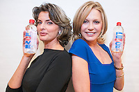 I Am Water Reception at Neiman Marcus with Supermodels Kim Charlton and Joan Severance