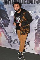 RAPHAL YEM - AVANT-PREMIERE DU FILM 'BRAQUEURS' AU UGC LES HALLES