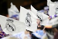 Real Madrid's supporters during La Liga match.December 09,2017. (ALTERPHOTOS/Acero)<br /> Liga Campionato Spagna 2017/2018<br /> Foto Alterphotos / Insidefoto <br /> ITALY ONLY
