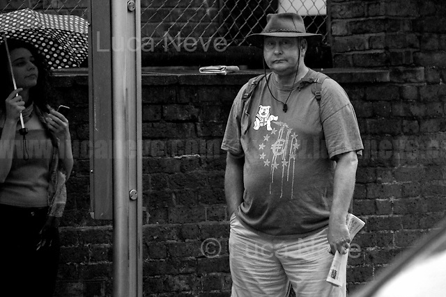 """23.06.2016 - The Voting Day.<br /> <br /> London, March-July 2016. Reporting the EU Referendum 2016 (Campaign, result and outcomes) observed through the eyes (and the lenses) of an Italian freelance photojournalist (UK and IFJ Press Cards holder) based in the British Capital with no """"press accreditation"""" and no timetable of the main political parties' events in support of the RemaIN Campaign or the Leave the EU Campaign.<br /> On the 23rd of June 2016 the British people voted in the EU Referendum... (Please find the caption on PDF at the beginning of the Reportage).<br /> <br /> For more information about the result please click here: http://www.bbc.co.uk/news/politics/eu_referendum/results"""