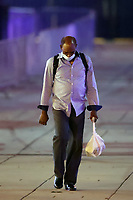 WASHINGTON, D.C. - SEPTEMBER 12: Ron Washington of Major League Baseball's Atlanta Braves, seen leaving Nationals Park after their win against the Washington Nationals during the Covid-19 pandemic-shortened season in Washington, D.C. on September 12, 2020. Credit: mpi34/MediaPunch