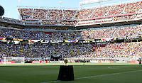 SANTA CLARA - UNITED STATES, 03-06-2016: Aspecto del estadio Levi's Stadium , Santa Clara, previo al encuentro entre Estados Unidos (USA) y Colombia (COL) como parte de la Copa América Centenario 2016 que se realiza en Estados Unidos. / Aspect of the Levi's Stadium prior the match between United States (USA) and Colombia (COL) as part of Copa America Centenario 2016 held in United States. Photo: VizzorImage/ Luis Alvarez /Str