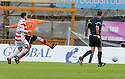 05/02/2011   Copyright  Pic : James Stewart.sct_jsp006_hamitlon_v_dundee_utd  .::  PAUL DIXON SCORES DUNDEE UTD'S SECOND  ::.James Stewart Photography 19 Carronlea Drive, Falkirk. FK2 8DN      Vat Reg No. 607 6932 25.Telephone      : +44 (0)1324 570291 .Mobile              : +44 (0)7721 416997.E-mail  :  jim@jspa.co.uk.If you require further information then contact Jim Stewart on any of the numbers above.........