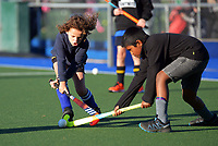 Vantage Black Sticks hockey community session prior to the upcoming Sentinel Homes Trans-Tasman Series at Twin Turfs in Palmerston North, New Zealand on Tuesday, 25 May 2021. Photo: Dave Lintott / lintottphoto.co.nz