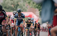 Guillaume Van Keirsbulck (BEL/Wanty-Groupe Gobert)<br /> <br /> 2017 National Championships Belgium - Elite Men - Road Race (NC)<br /> 1 Day Race: Antwerpen > Antwerpen (233km)