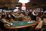 A view of the heads up tournament area.