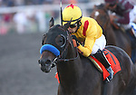 02 October 2010: Richard's Kid and Alonso Quinonez win the Goodwood Stakes(GI) at Hollywood Park, Inglewood, CA
