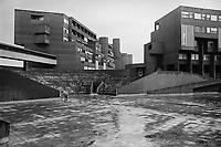 - Milano, quartiere Gallaratese, Marzo 1978 <br /> <br /> - Milan, Gallaratese district, March 1978