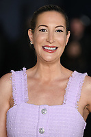 """Laura Pradelska<br /> arriving for the premiere of """"The White Crow"""" at the Curzon Mayfair, London<br /> <br /> ©Ash Knotek  D3488  09/03/2019"""