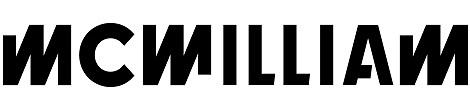 McWilliam Sailing bag logo