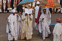 Baptismal vows in Lalibela Ethiopia durin Timkat celebrations