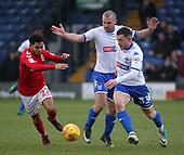 2018-01-13 Bury v Charlton Athletic