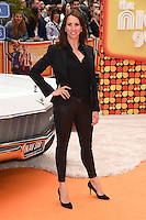 """Andrea McLean<br /> arrives for the premiere of """"The Nice Guys"""" at the Odeon Leicester Square, London.<br /> <br /> <br /> ©Ash Knotek  D3120  19/05/2016"""