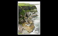County Antrim, Northern Ireland - 4th September 2008