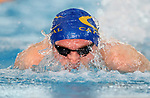 Lewis Clareburt. Session 8 of the AON New Zealand Swimming Champs, National Aquatic Centre, Auckland, New Zealand. Friday 9 April 2021 Photo: Simon Watts/www.bwmedia.co.nz
