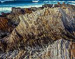 Monterey Shale, Montana de Oro State Park, San Luis Obispo County, California