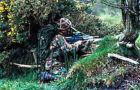 Northern Ireland RUC and British Army
