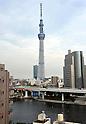 300 Days Before Tokyo Sky Tree Opening